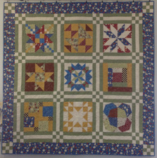 Quilt peddler 1th