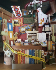Quilting nook 1th